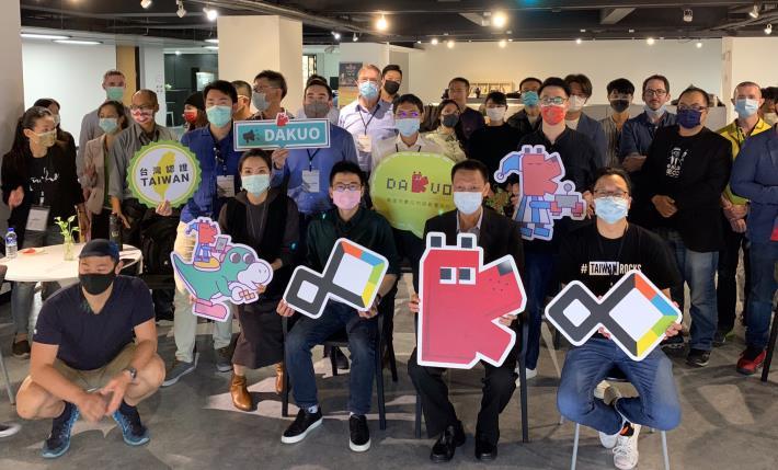 國家級新創Startup Island TAIWAN首場合作活動...