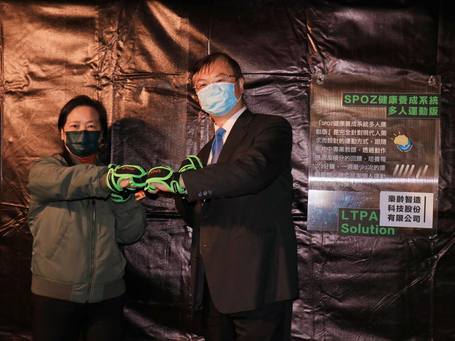 高雄體感重裝部隊抵新竹 激盪喚醒科技城市DNA