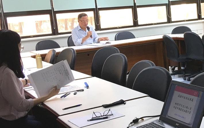 本處107年度公職人員財產申報審查抽籤作業