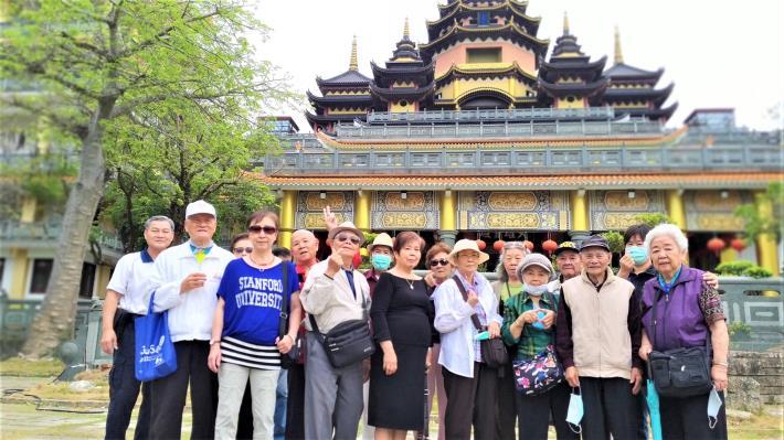 110年4月9日  輕旅行-台南楠西萬佛寺