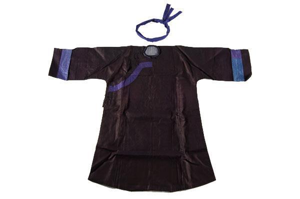 019 藍衫 / 長衫