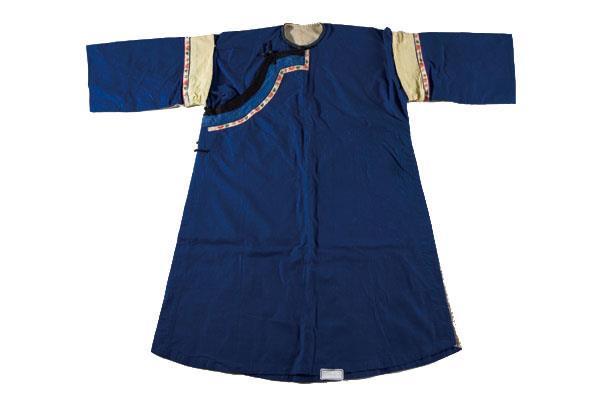 013 藍衫 / 長衫