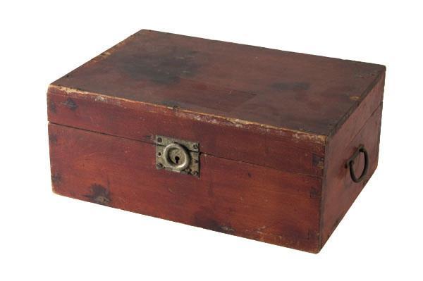 053 小木箱