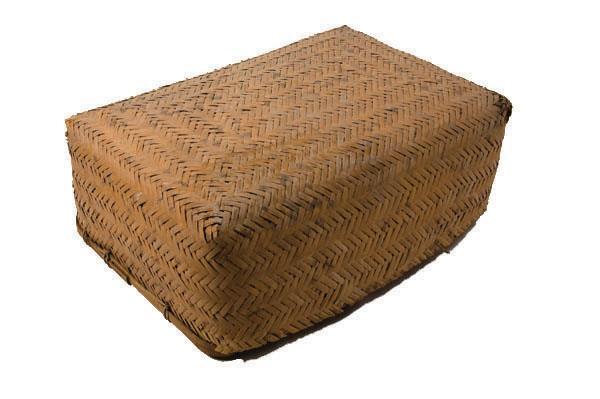 028 竹箱