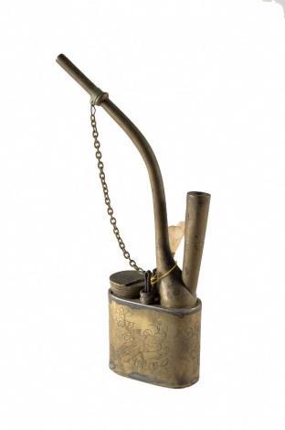 002 水煙筒