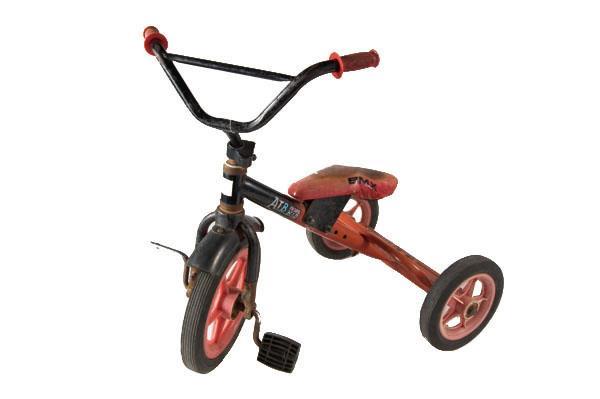 003 小孩用腳踏車 / 三輪車