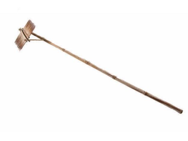 002 梳蟲器 / 禾梳仔