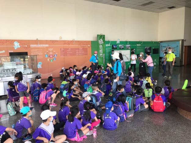 109年10月20日-高雄市前金區復興國小環境教育課程