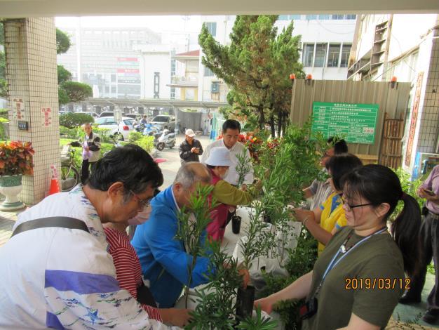 高雄植樹節活動