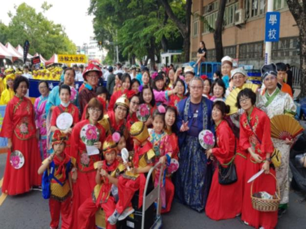 媽祖文化節踩街活動-1
