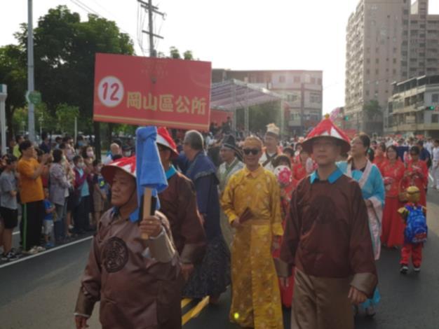 媽祖文化節踩街活動-4