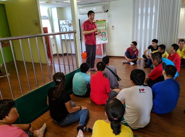 社區適應及成長團體課程