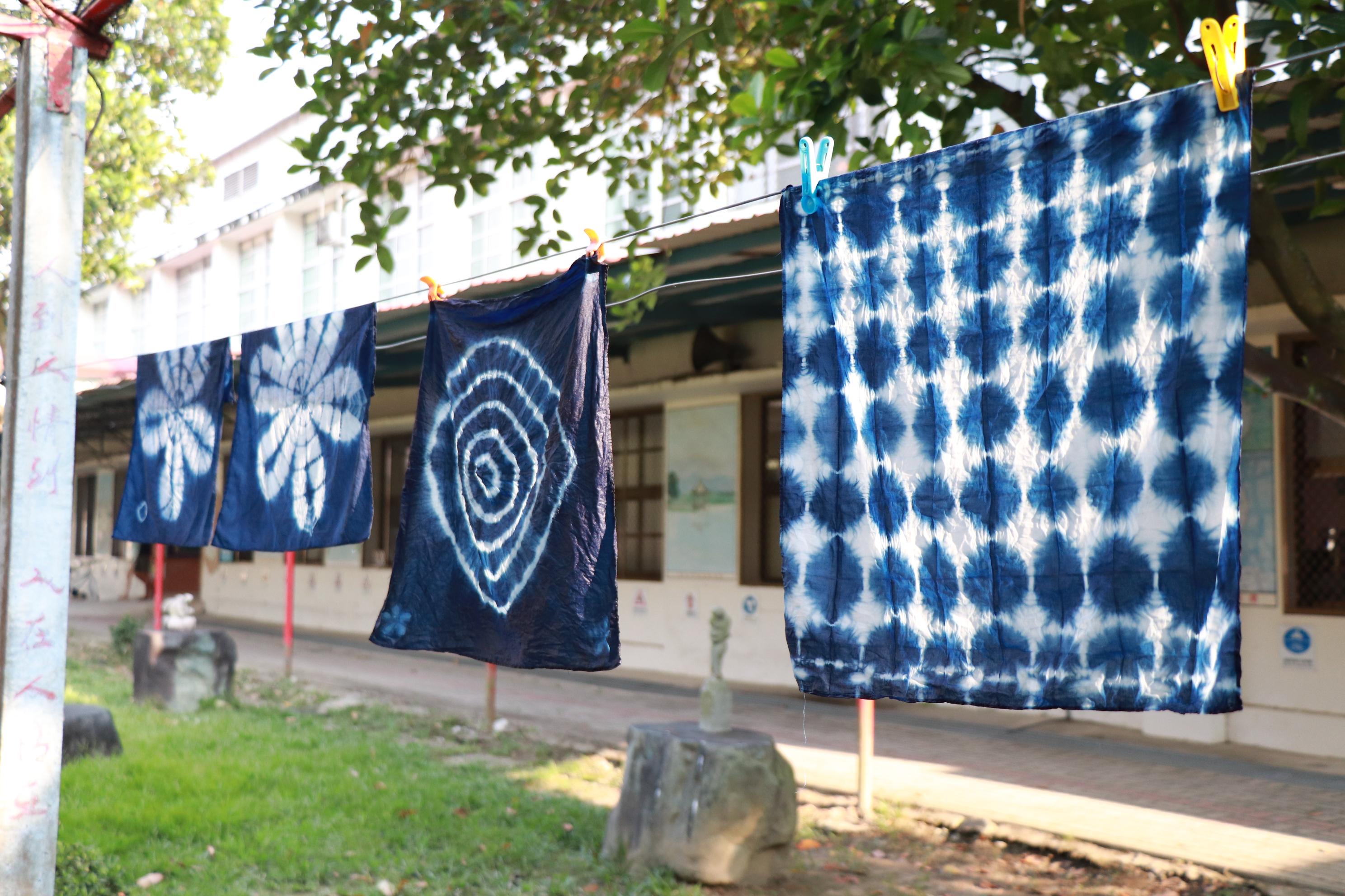 藍染文化傳承