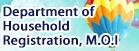 Department of Household Registration, M.O.I.