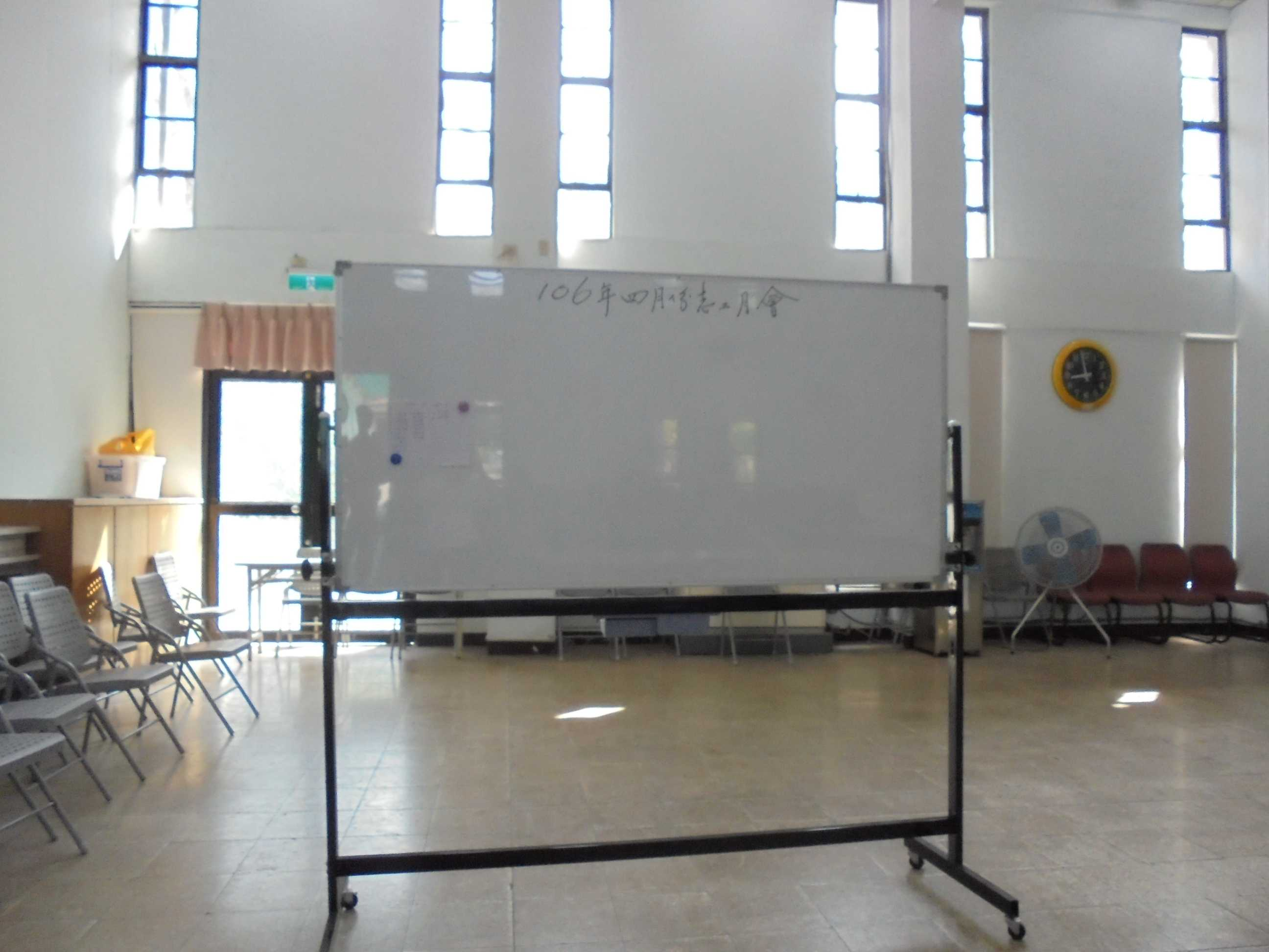 高雄市鳳山老人活動中心106年4月份志工月會