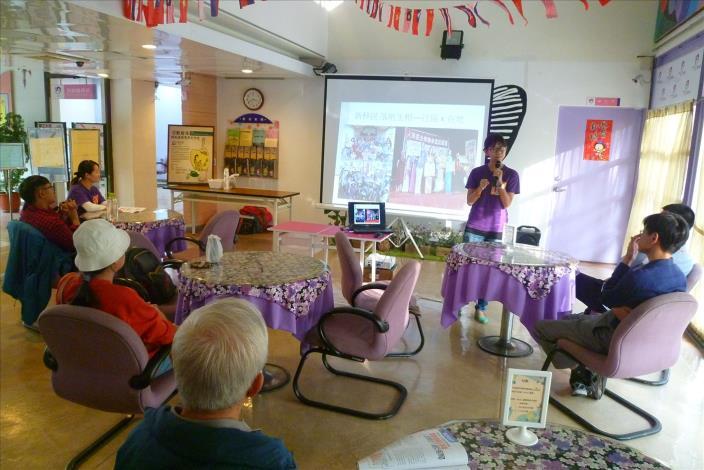 『從廚房看見亞洲移民』-新住民姐妹與社區的互動分享會