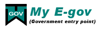 My E-gov (Government entry point)