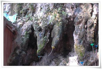 Shihmuru (stone breasts) hot spot
