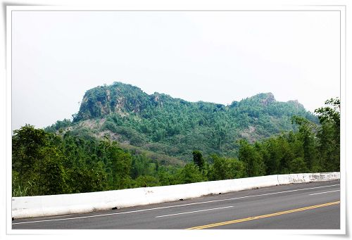 photo of Matou (horse head) Mountain