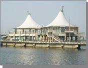 pavilion of sails