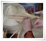 Ding-cuo Straw Hat(Preparation of technical)