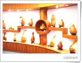 traditional calabash art
