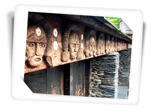 Slab of stone house 1