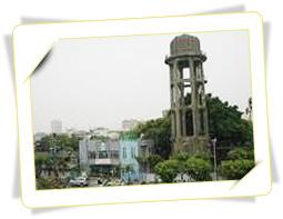 Gangshan water tower