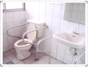 提供便利的廁所