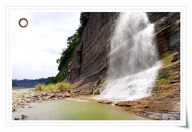 白水泉瀑布1