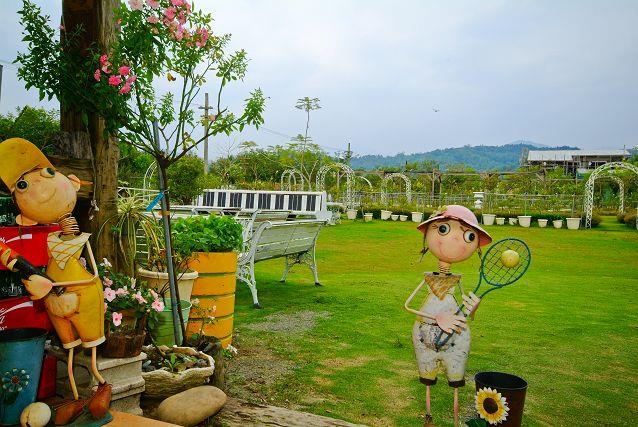 幸福田庭園餐廳