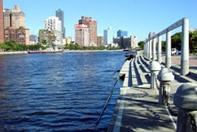 愛河水岸景觀