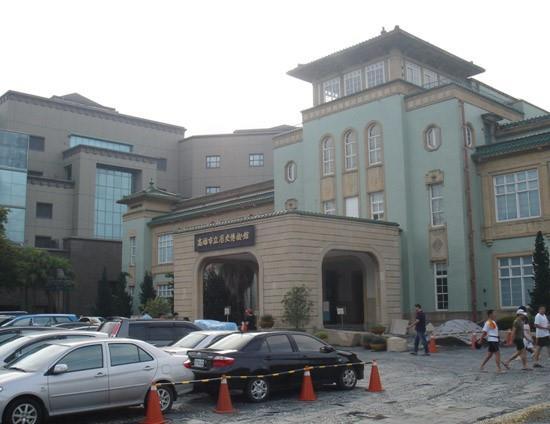 歷史博物館帝冠式建築