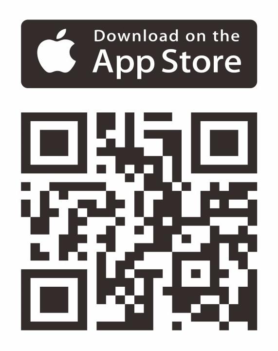 戶政APP iOS版 QR-Code