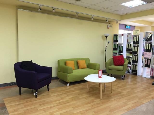 小客廳-打造像家一樣的舒適空間
