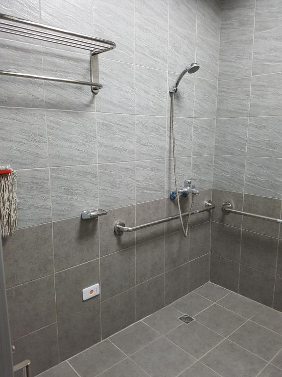 無障礙浴室設施