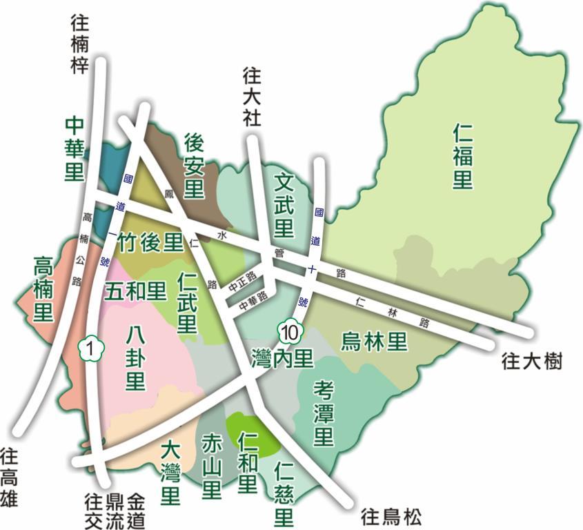 高雄市仁武區行政區域圖.png