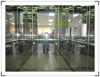 無障礙電梯內側