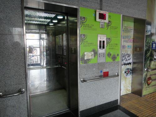 無障礙電梯圖片