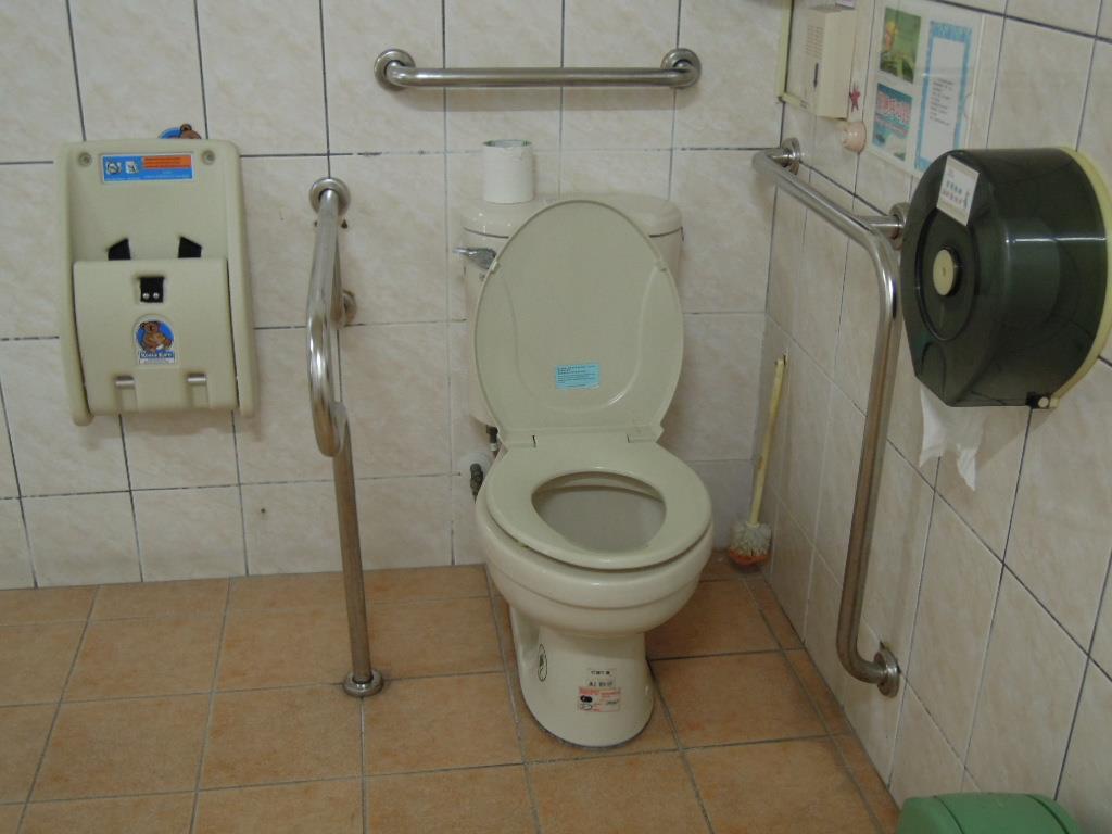 無障礙/親子廁所