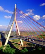 南二高斜張橋