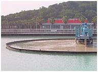 小坪頂水源地中央平台