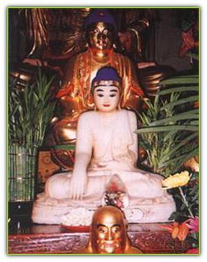 傳說中日本天皇敕予大覺寺的緬甸
