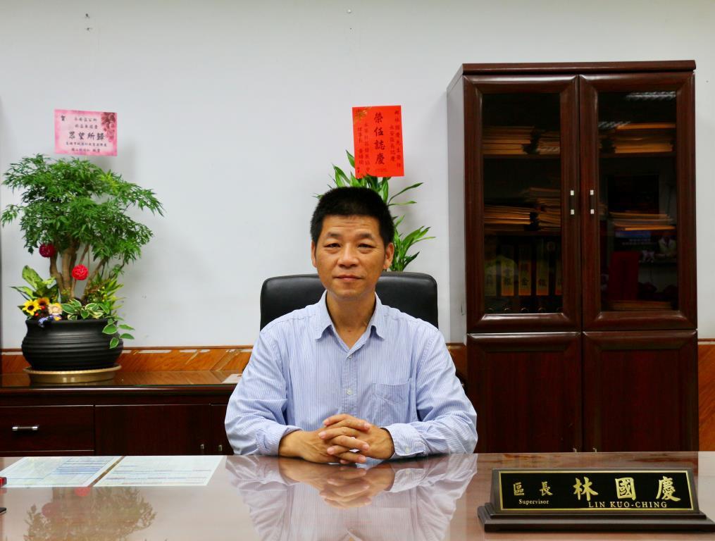 區長林國慶照片