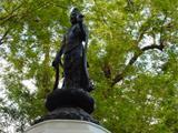 觀世音銅像