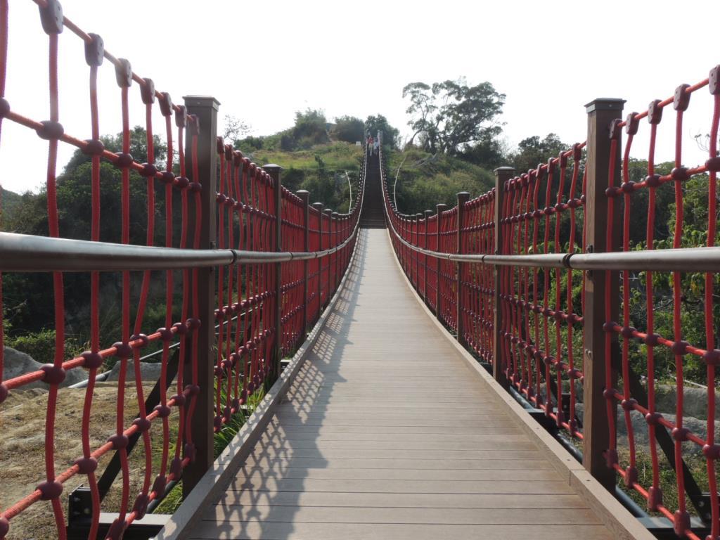 漯底山吊橋