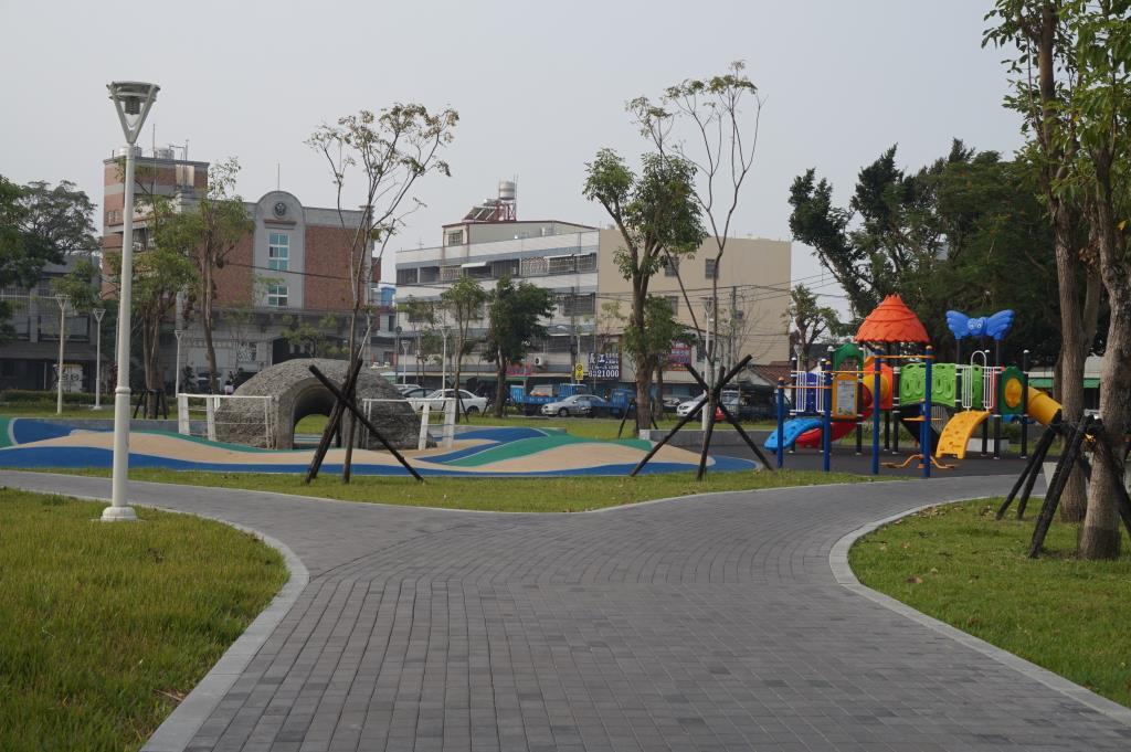 公園內景點