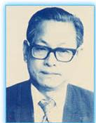 間接選舉第二任鄉長及民選第一~三屆鄉長朱天求先生照片