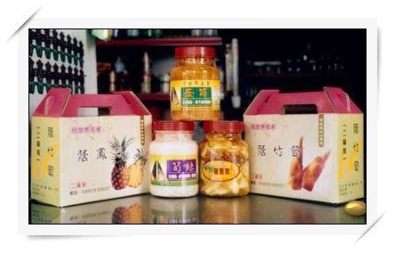 農特產品(鳳梨醬)