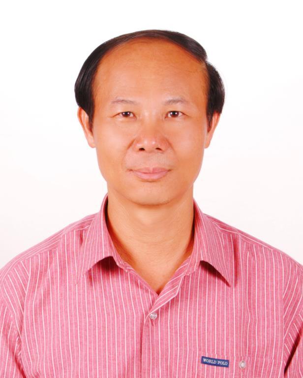 第二任區長鄭志良先生照片